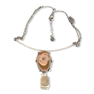 Imperial Connections Jasper Necklace by Susan Wachler Jewelry